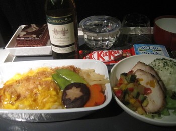 air france 機内食 narita - paris 1.JPG