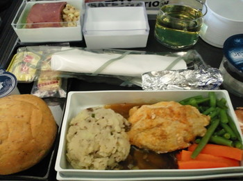 singapore airline 機内食 シンガポール-成田.JPG
